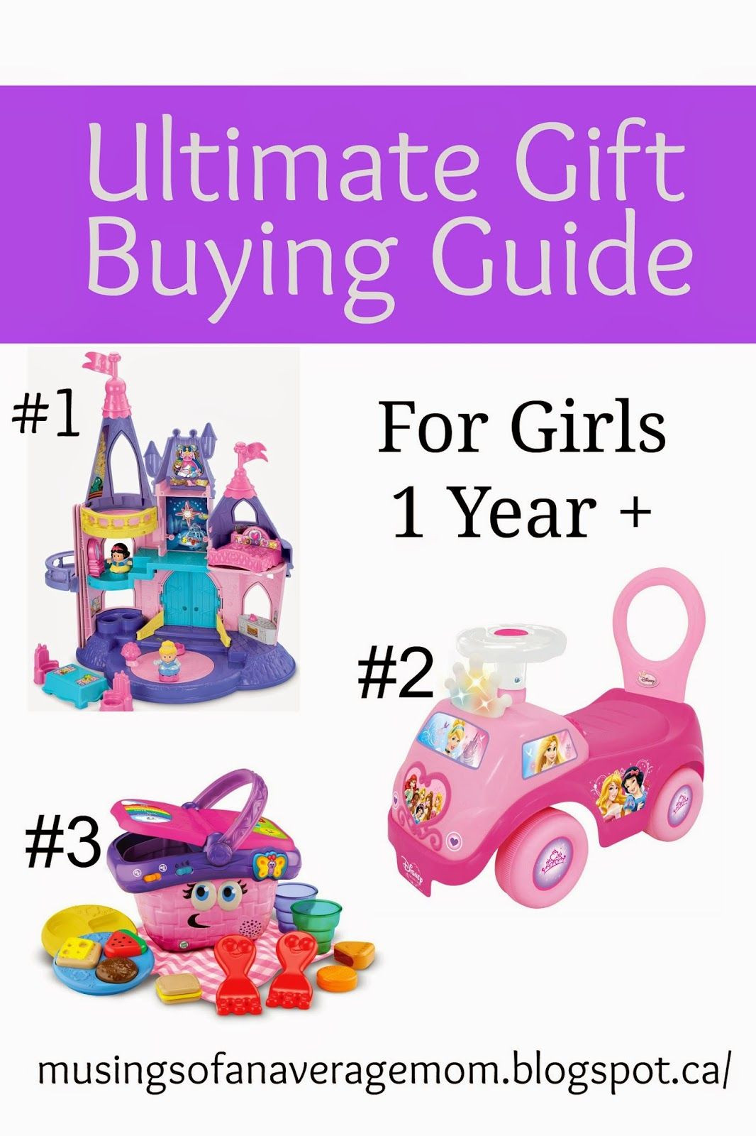 1 Yr Old Girl Birthday Gift Ideas  Ultimate Gift Buying Guide Great Gift Ideas for e Year