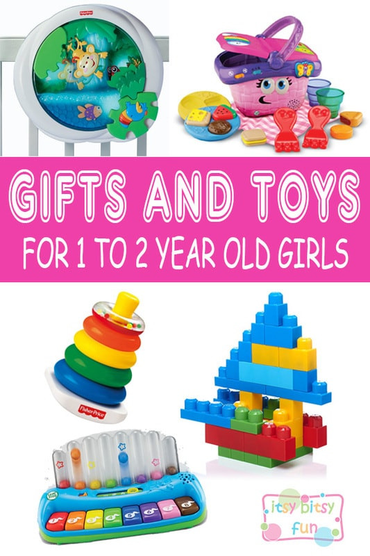 1 Yr Old Girl Birthday Gift Ideas  Best Gifts for 1 Year Old Girls in 2017 Itsy Bitsy Fun