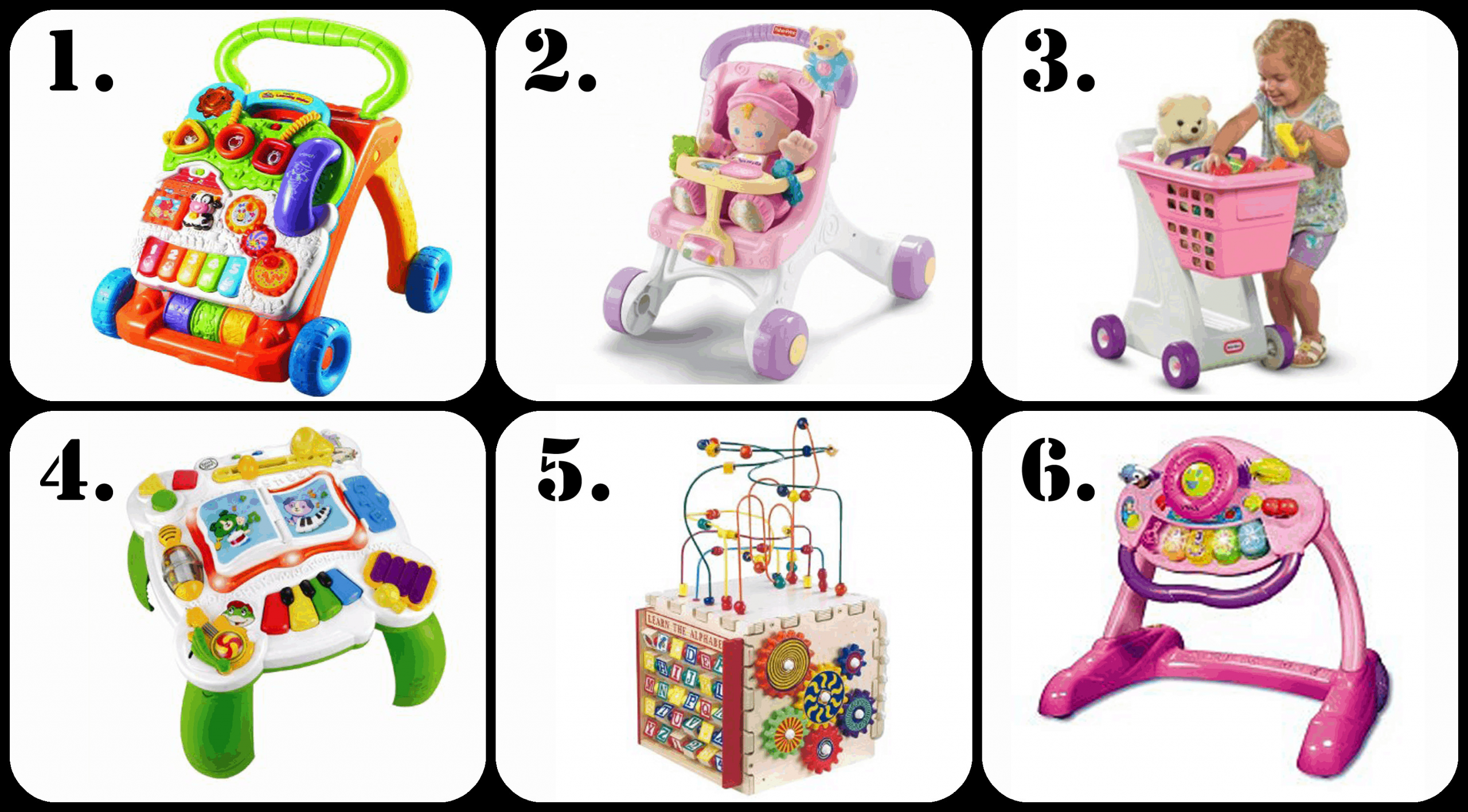 1 Yr Old Girl Birthday Gift Ideas  The Ultimate List of Gift Ideas for a 1 Year Old Girl