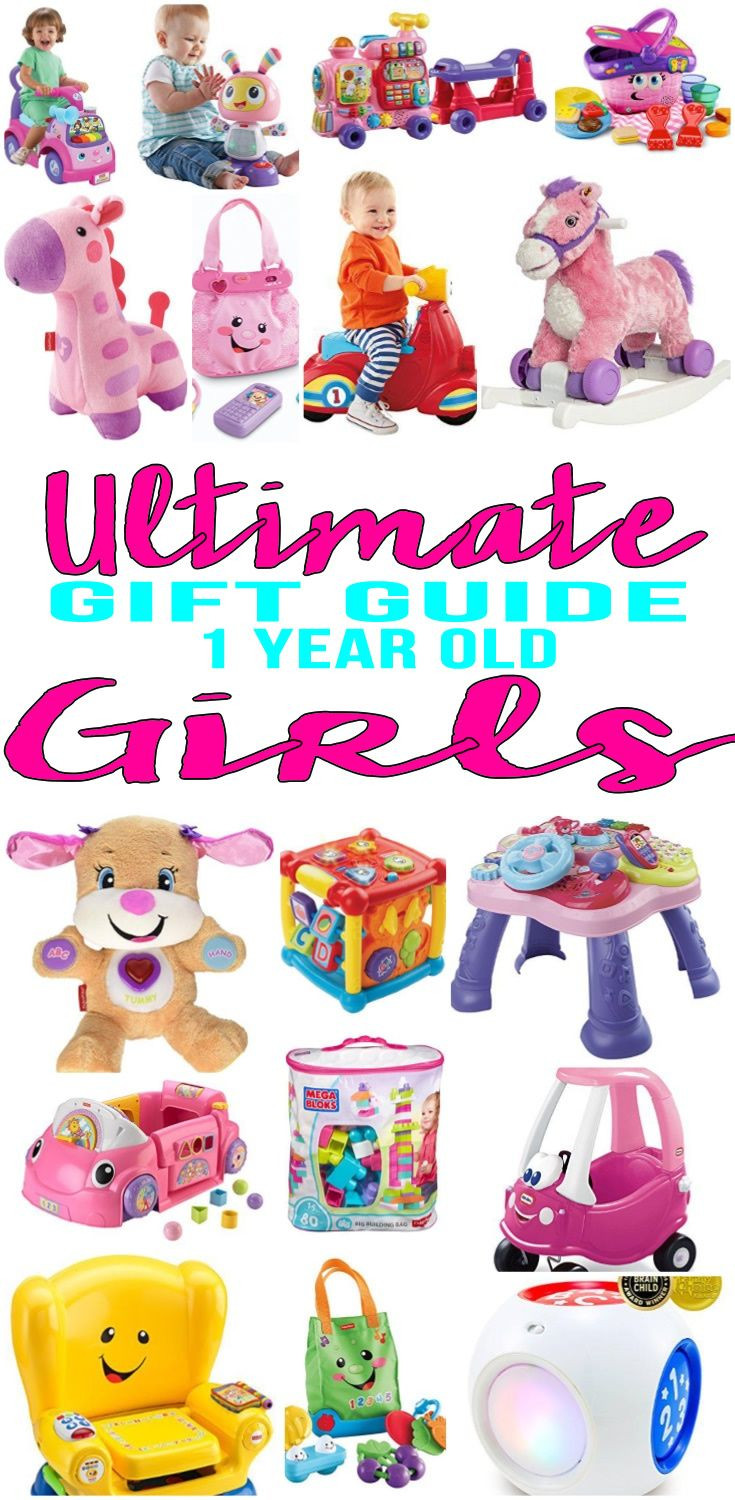 1 Yr Old Girl Birthday Gift Ideas  Best Gifts for 1 Year Old Girls