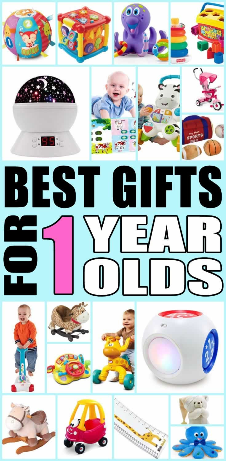 1 Yr Old Girl Birthday Gift Ideas  Best Gifts For 1 Year Old