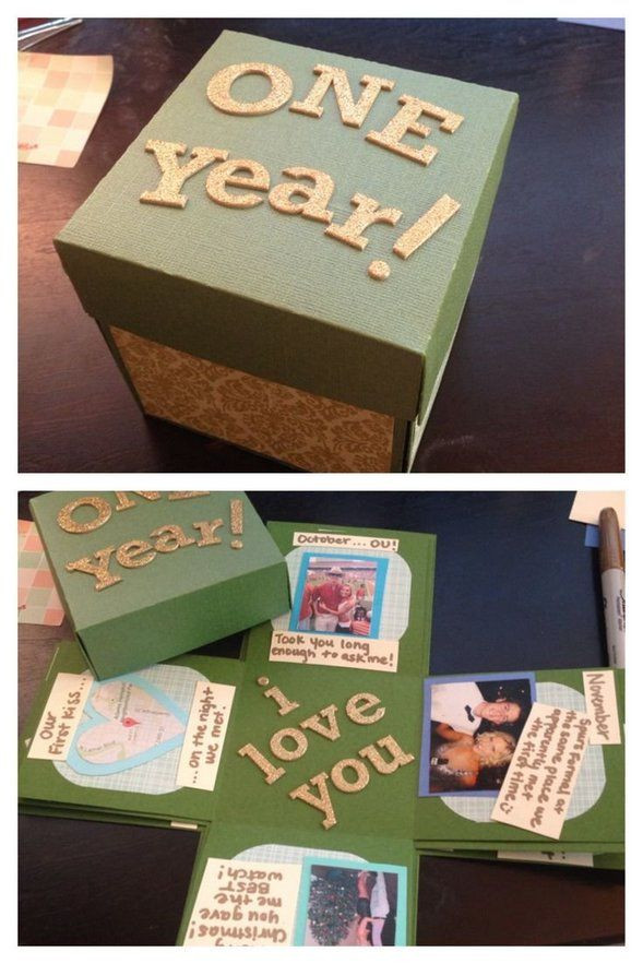 1St Anniversary Gift Ideas For Him  First Year Wedding Anniversary Gift Ideas For Him