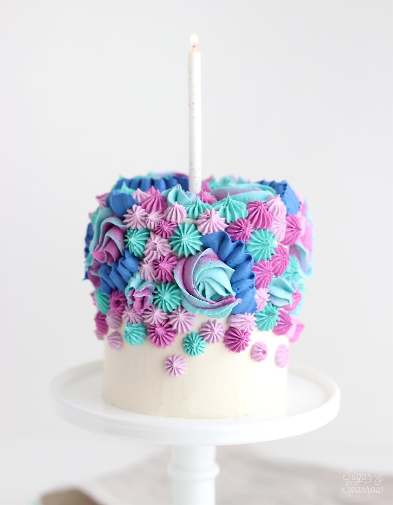 1st Birthday Cake Smash  1st Birthday Smash Cake Recipe Decorating Ideas Sugar