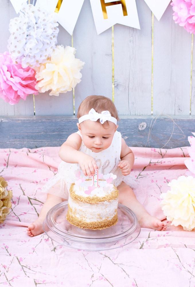 1st Birthday Cake Smash  Healthy Smash Cake & Hemsley s First Birthday