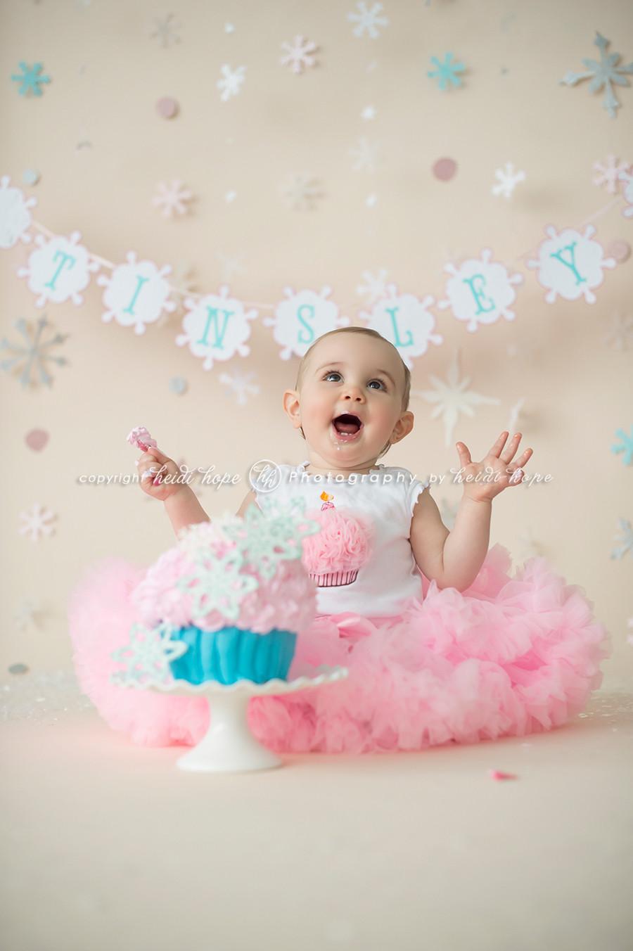 1st Birthday Cake Smash  Girl Smash Cake Ideas