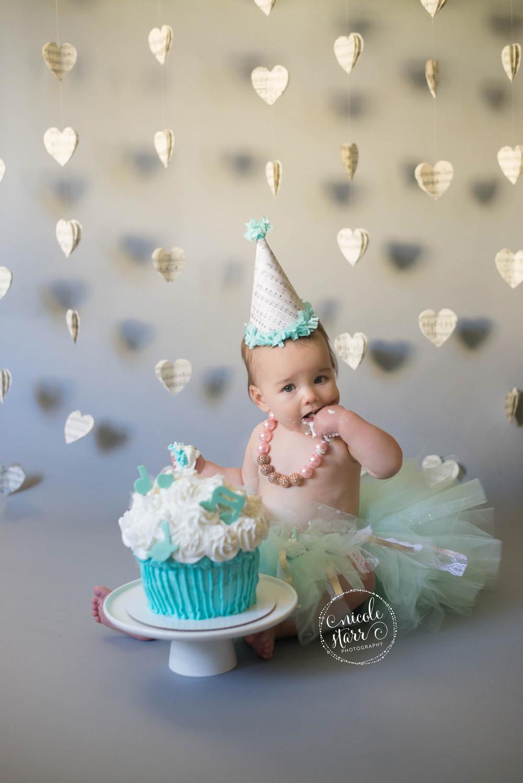 1st Birthday Cake Smash  A Musical First Birthday Cake Smash — Saratoga Springs