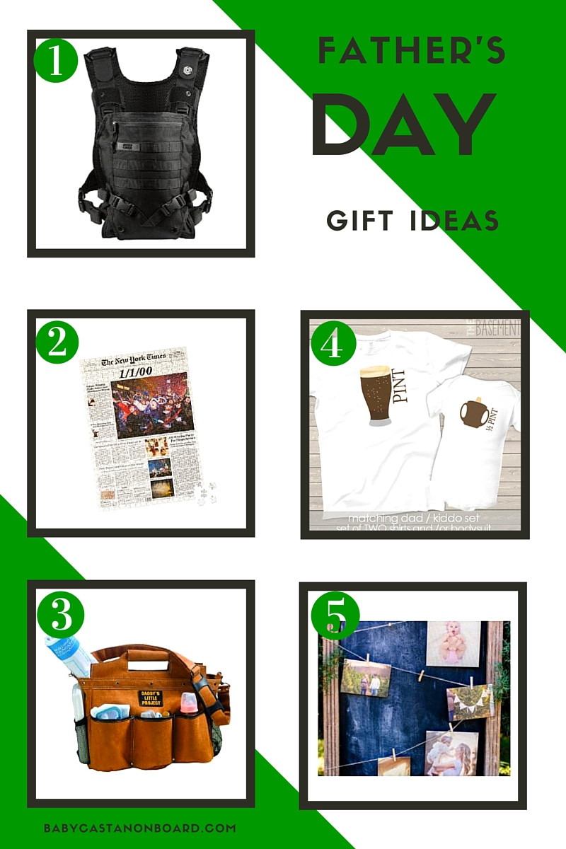 1St Father'S Day Gift Ideas From Baby  Father s Day Gift Ideas For First Time Dads