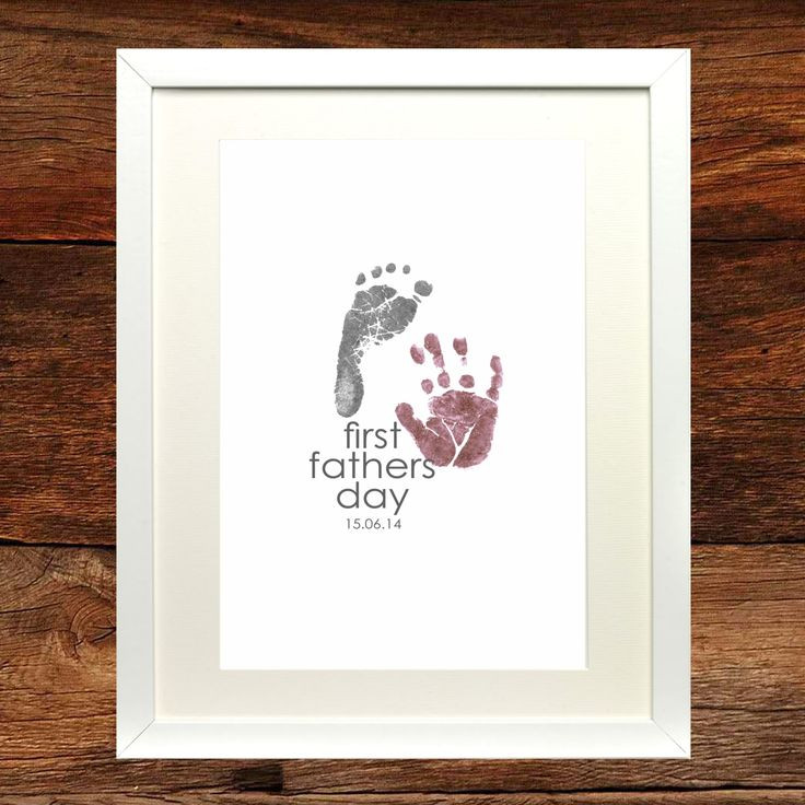1St Father'S Day Gift Ideas From Baby  First Father s Day Gift Ideas Bright Star Kids Blog