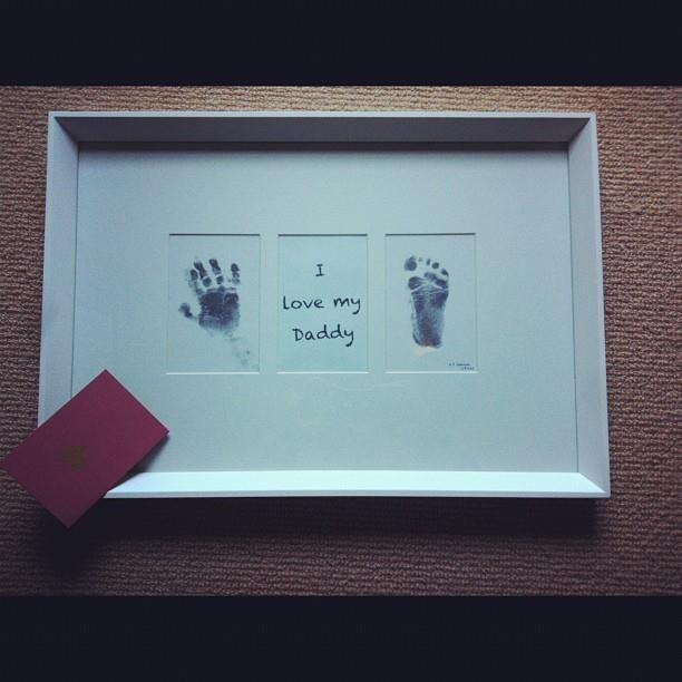 1St Father'S Day Gift Ideas From Baby  First Father s day t