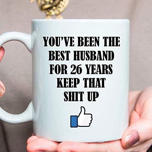 26 Year Anniversary Gift Ideas  Amazon 26th Wedding Anniversary Gift 26th