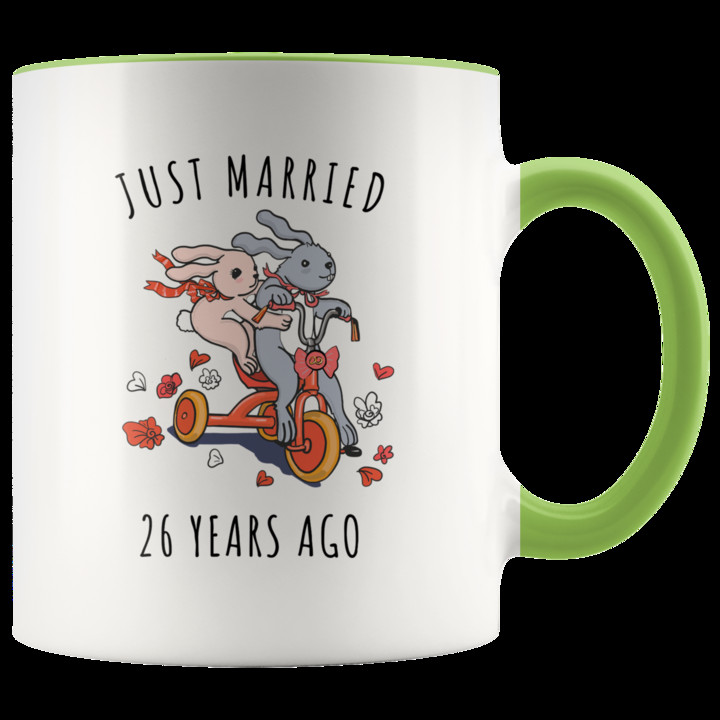 26 Year Anniversary Gift Ideas  Just Married 26 Years Ago 26th Wedding Anniversary Gift