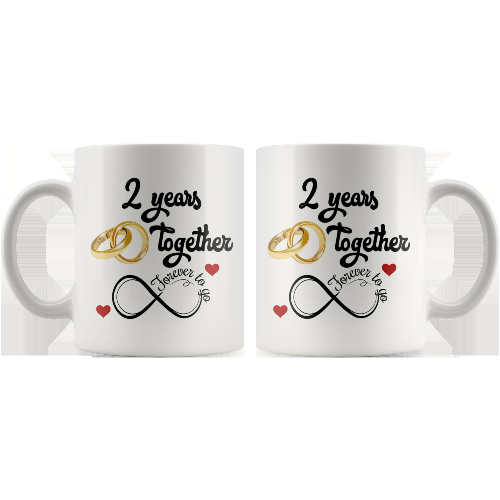 2Nd Anniversary Gift Ideas Her  Second Wedding Anniversary Gift For Him And Her 2nd