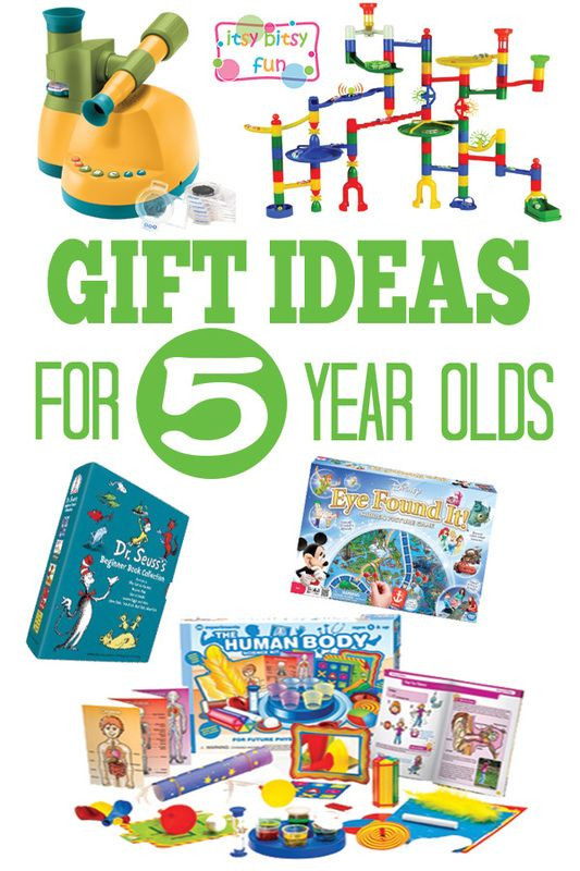 5 Year Old Boy Birthday Gift  Gifts for 5 Year Olds