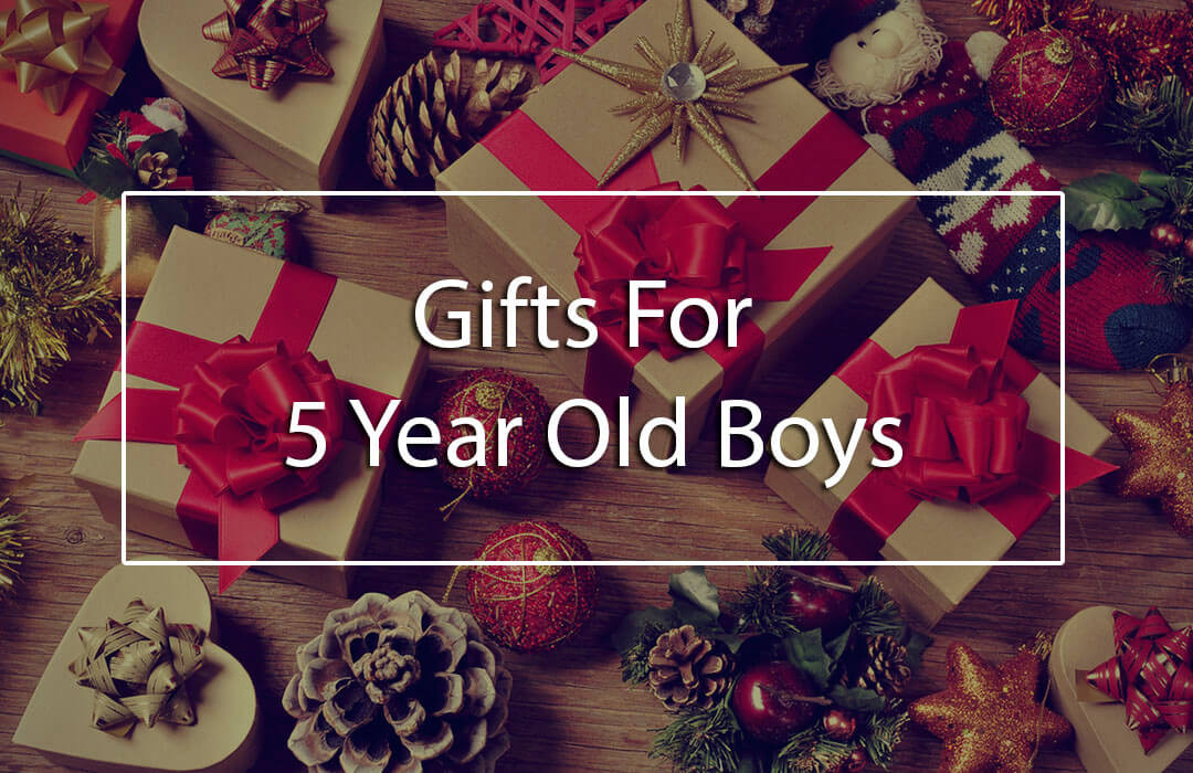 5 Year Old Boy Birthday Gift  The Top 5 Best Gifts for 5 Year Old Boys 5 year old
