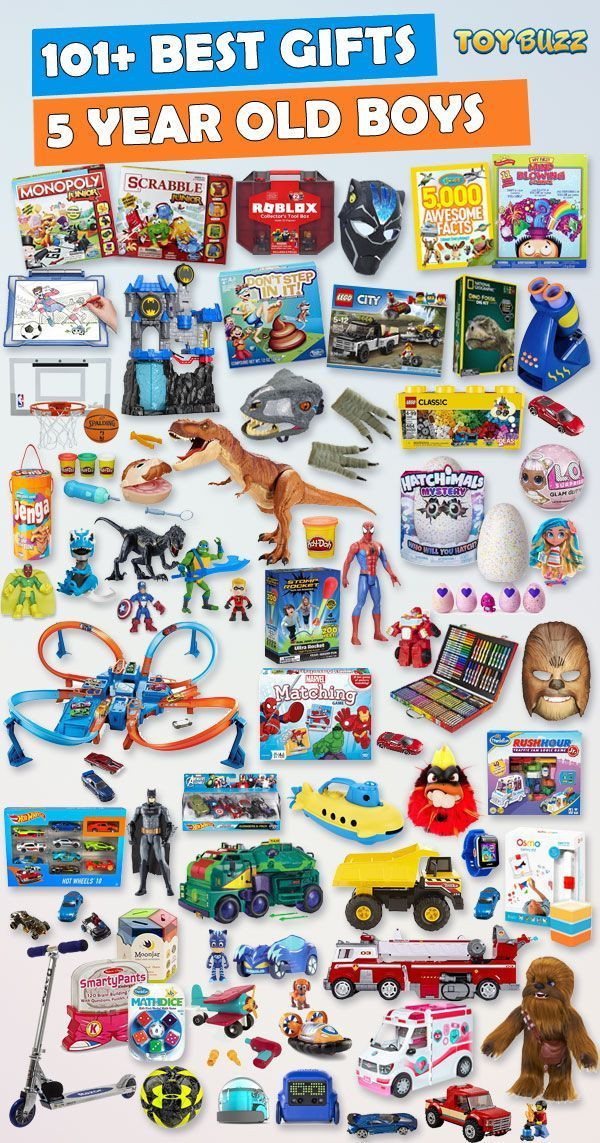 5 Year Old Boy Birthday Gift  Gifts For 5 Year Old Boys 2019 – List of Best Toys