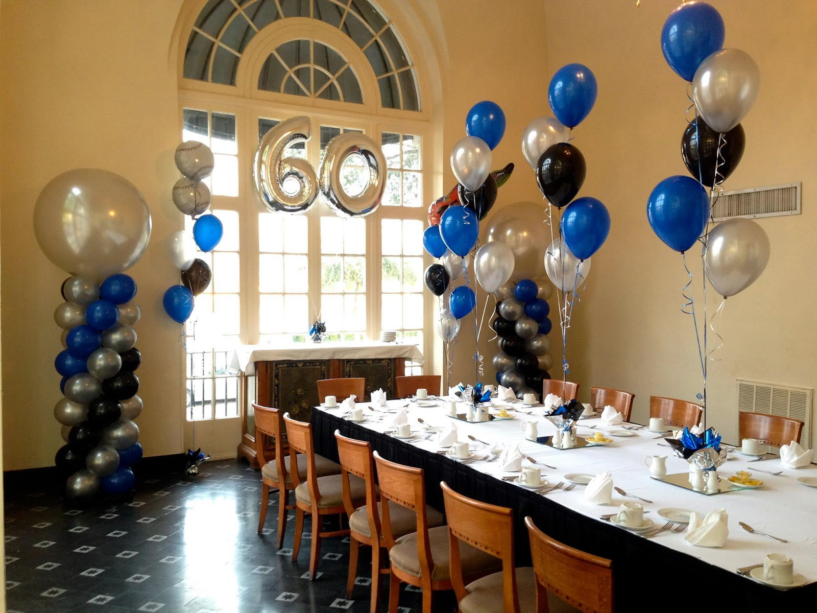 Best 23 60th Birthday Decoration Ideas Home Family Style And Art Ideas
