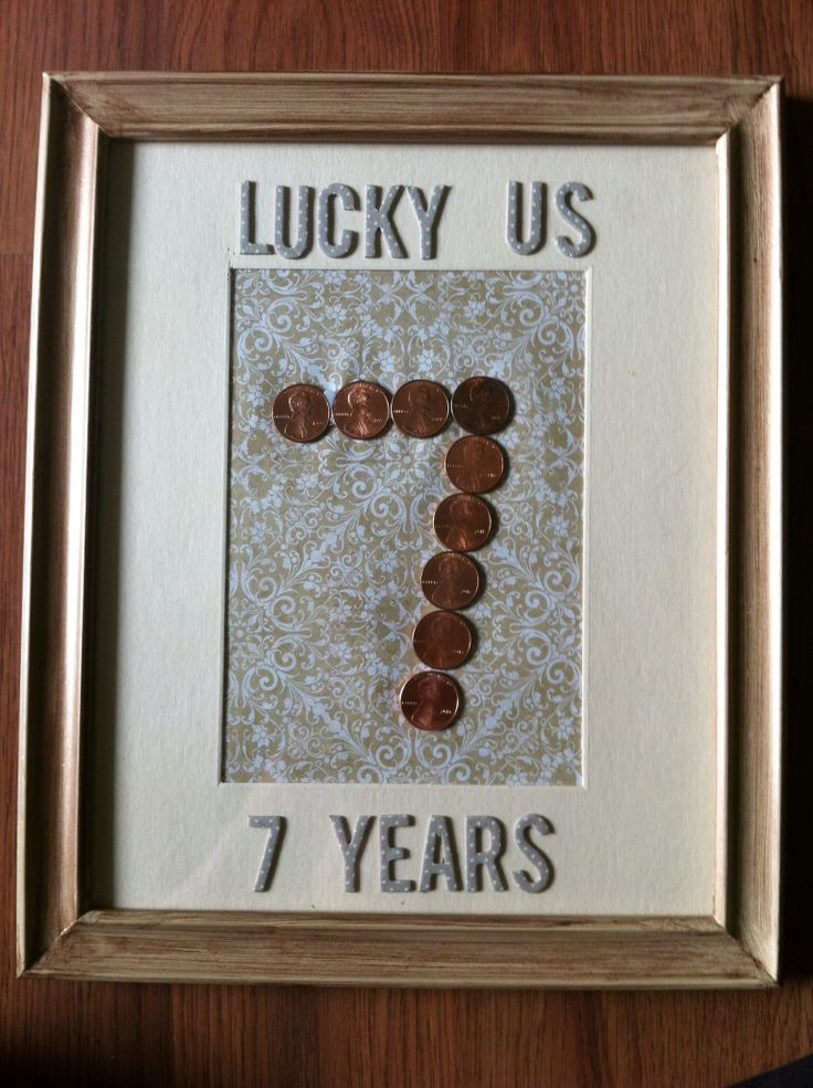7 Year Anniversary Copper Gift Ideas  Best 25 7 year anniversary ideas on Pinterest