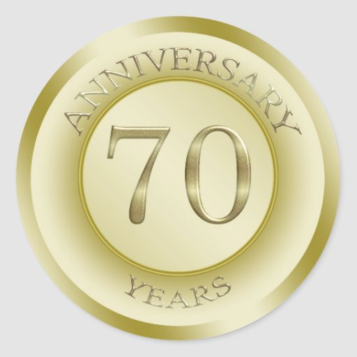 70Th Anniversary Gift Ideas  For 70th Wedding Anniversary Gifts T Shirts Art