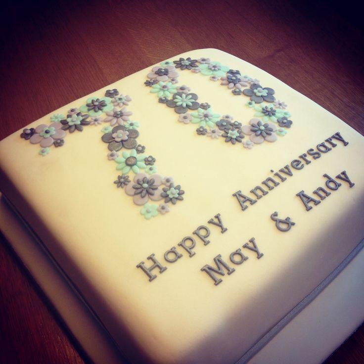 70Th Anniversary Gift Ideas  Anniversary cake 70th wedding anniversary cake