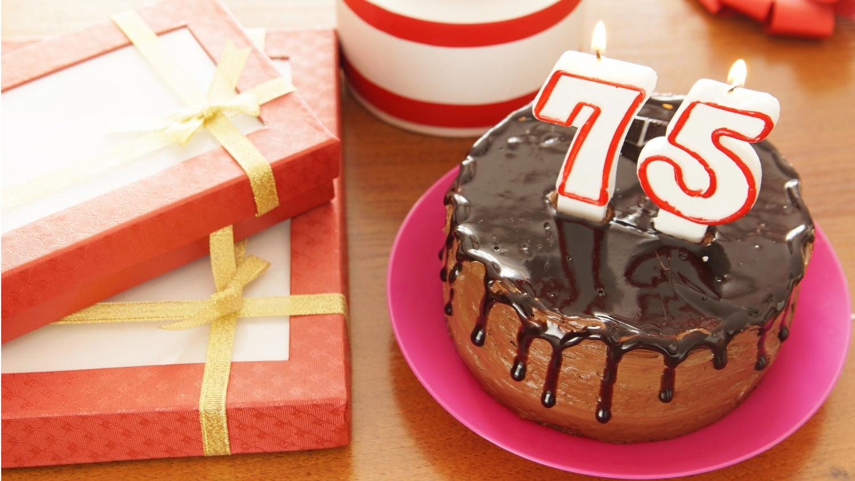 75Th Birthday Gift Ideas  7 Meaningful 75th Birthday Gift Ideas