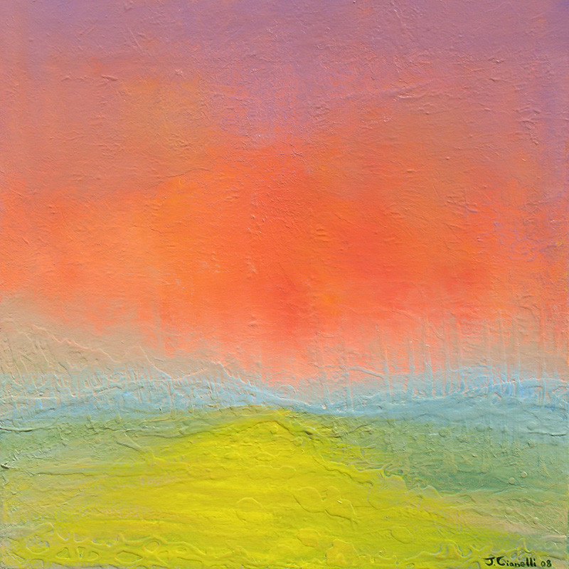 Abstract Landscape Paintings  Cianelli Studios Abstract Landscape Paintings