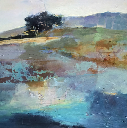 Abstract Landscape Paintings  Daily Painters Abstract Gallery Contemporary Abstract