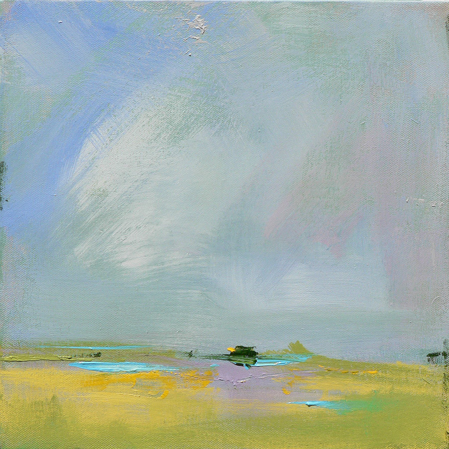 Abstract Landscape Paintings  Jacquie Gouveia