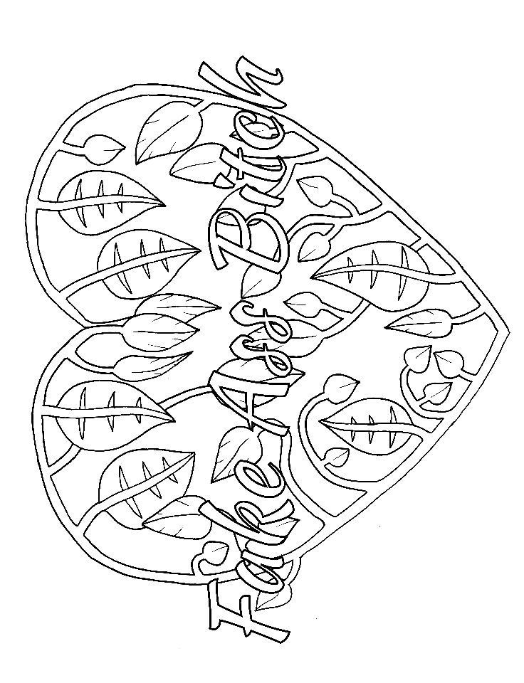 Adult Coloring Pages Swear Words  Swear Word Adult Coloring Pages at GetDrawings