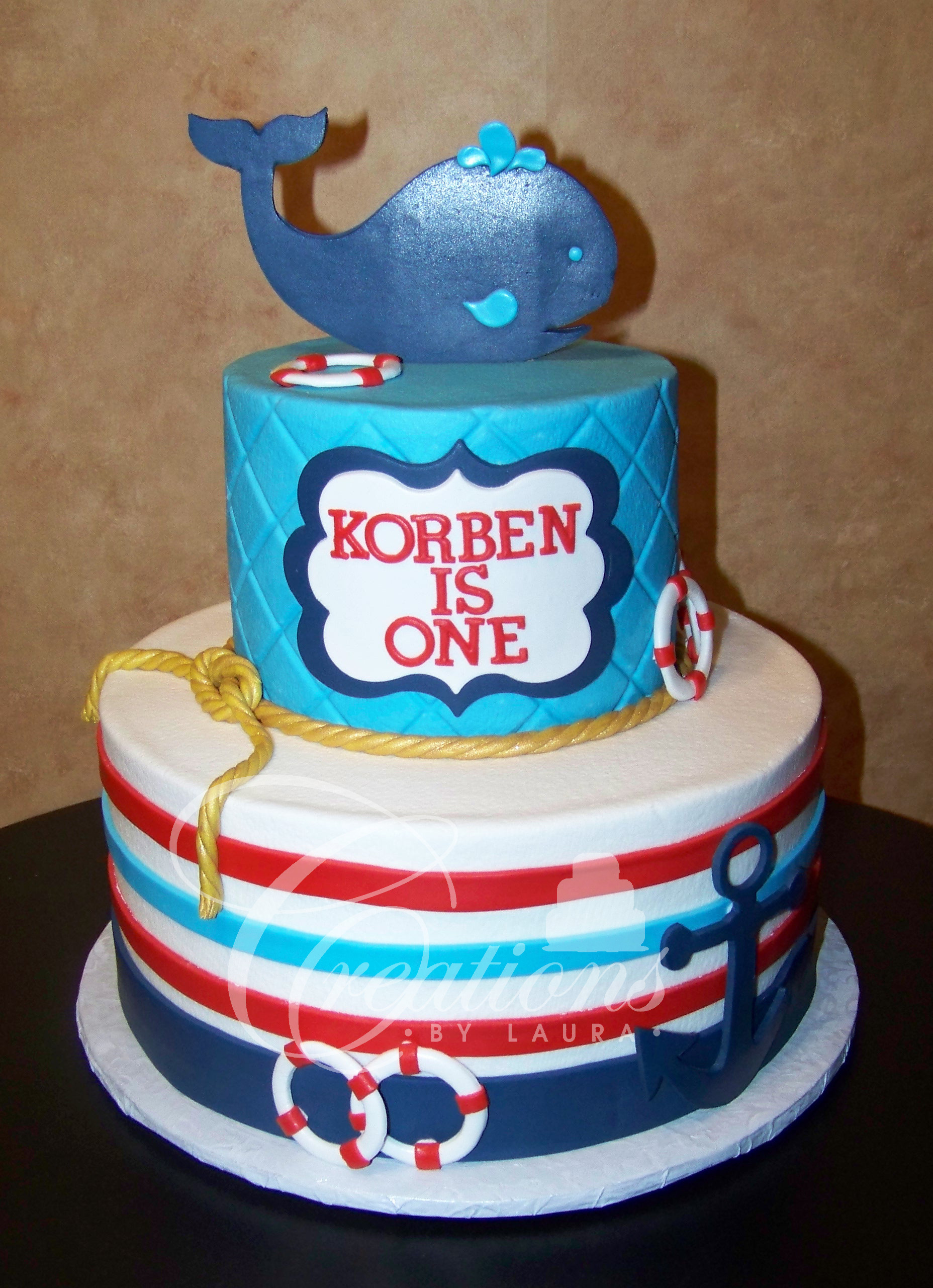 Anchor Birthday Cakes  2015 All Occasion Cakes