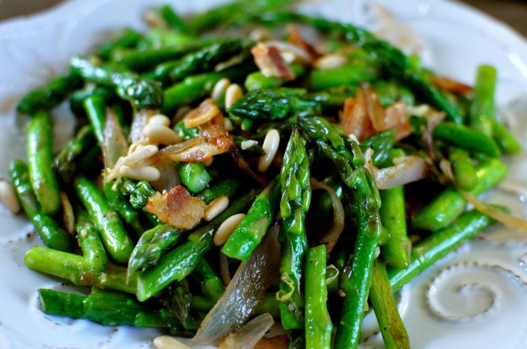 Asparagus Side Dishes  Addictive Asparagus