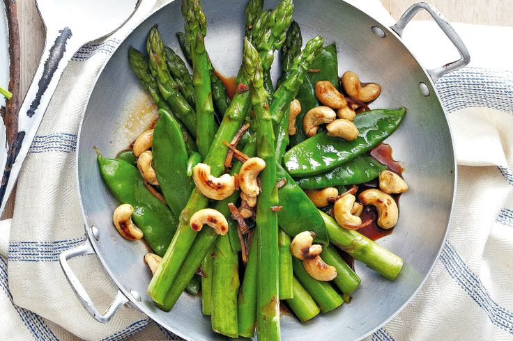 Asparagus Side Dishes  asparagus side dish FOOD