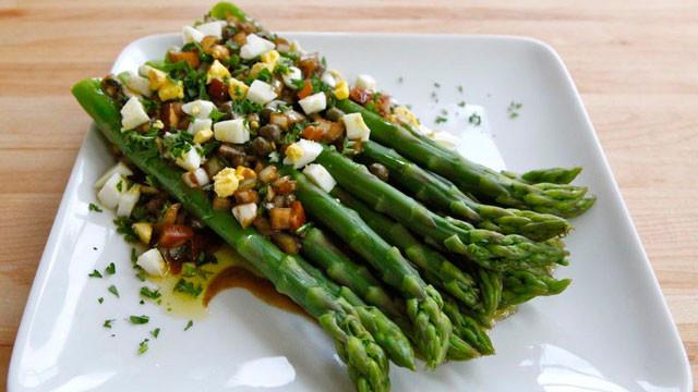 Asparagus Side Dishes  Marinated Asparagus Recipe Side Dish Recipes