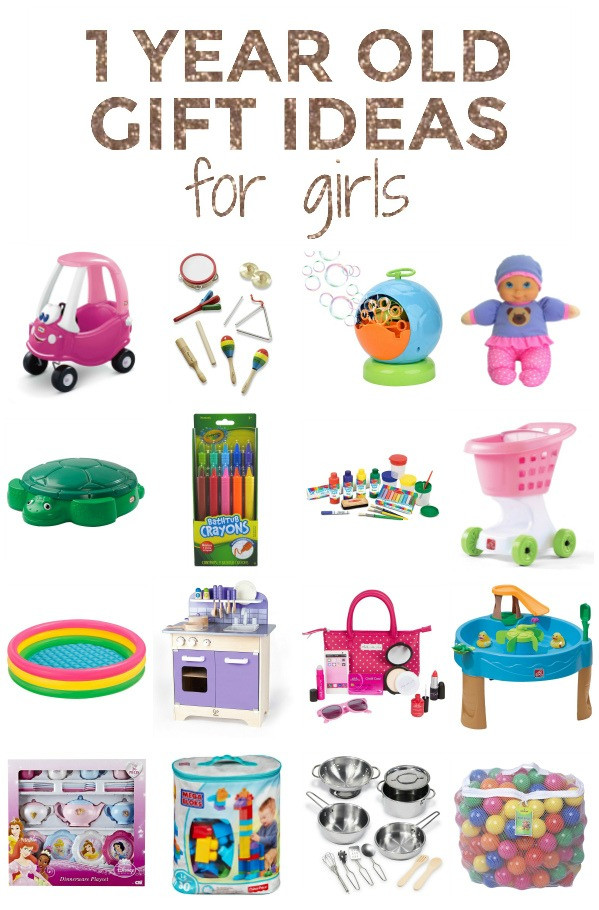 Baby Girl One Year Old Gift Ideas  Gift Ideas for 1 year old girls 18 of our favorites — The
