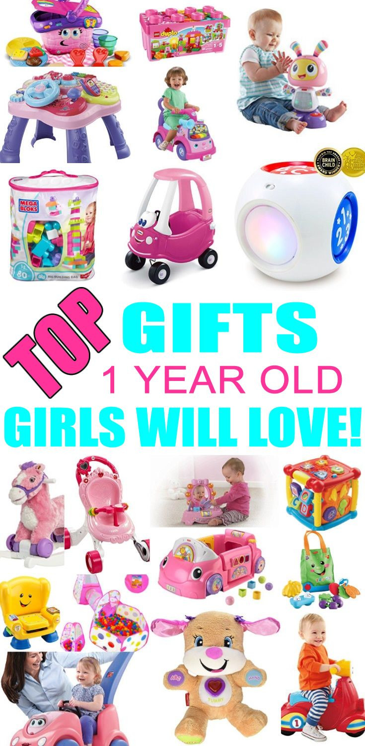Baby Girl One Year Old Gift Ideas  Best Gifts for 1 Year Old Girls
