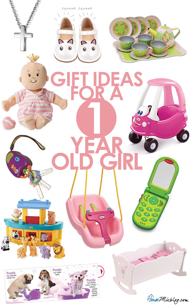 Baby Girl One Year Old Gift Ideas  Toys for 1 year old girl