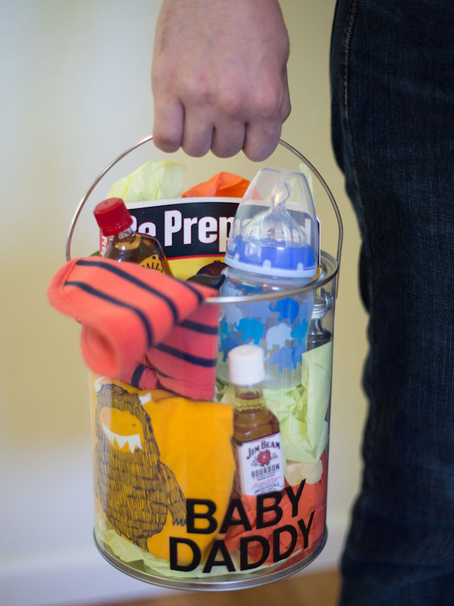 Baby Shower Gift Ideas For Mom And Dad  How to Make a Creative Baby Shower Gift for Dad