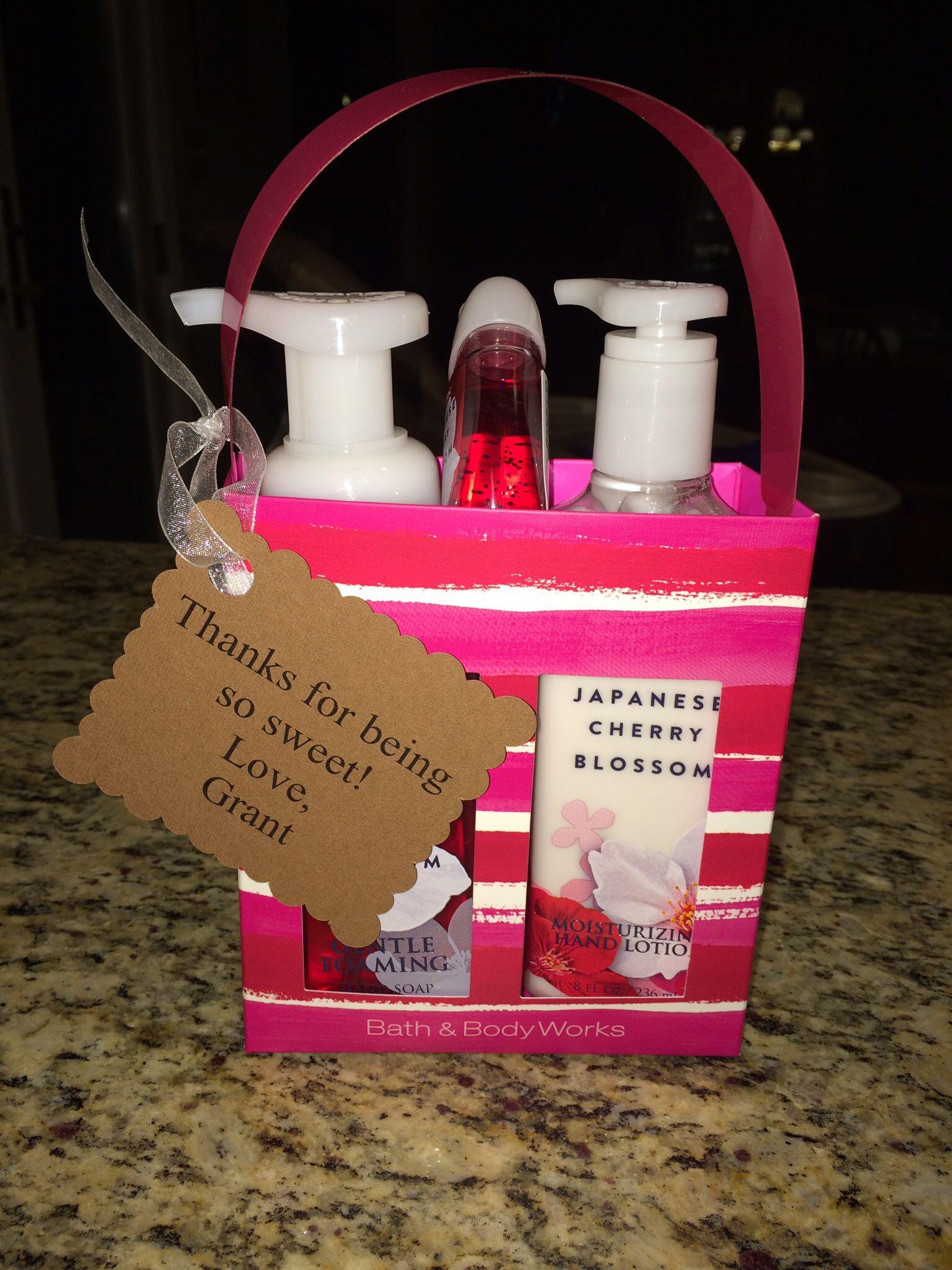 Babysitter Gift Ideas  Valentine t ideas for babysitter valentine