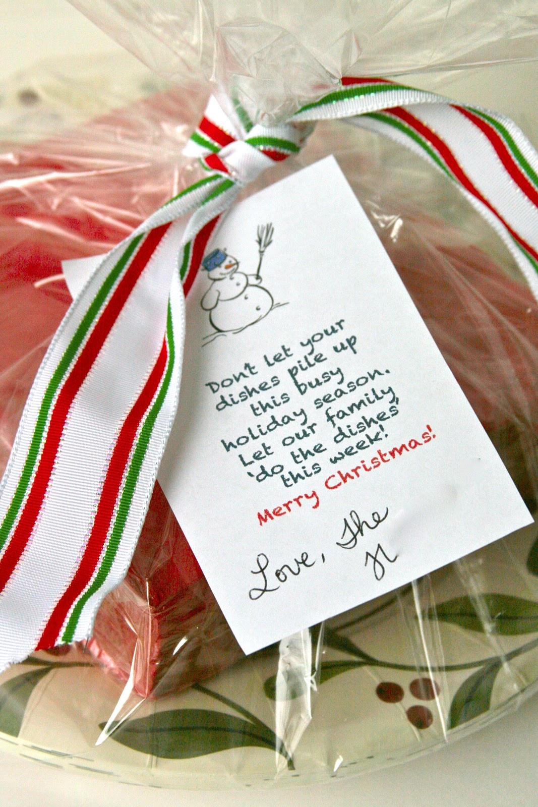 Babysitter Gift Ideas  grass stains Neighbor teacher babysitter holiday t ideas