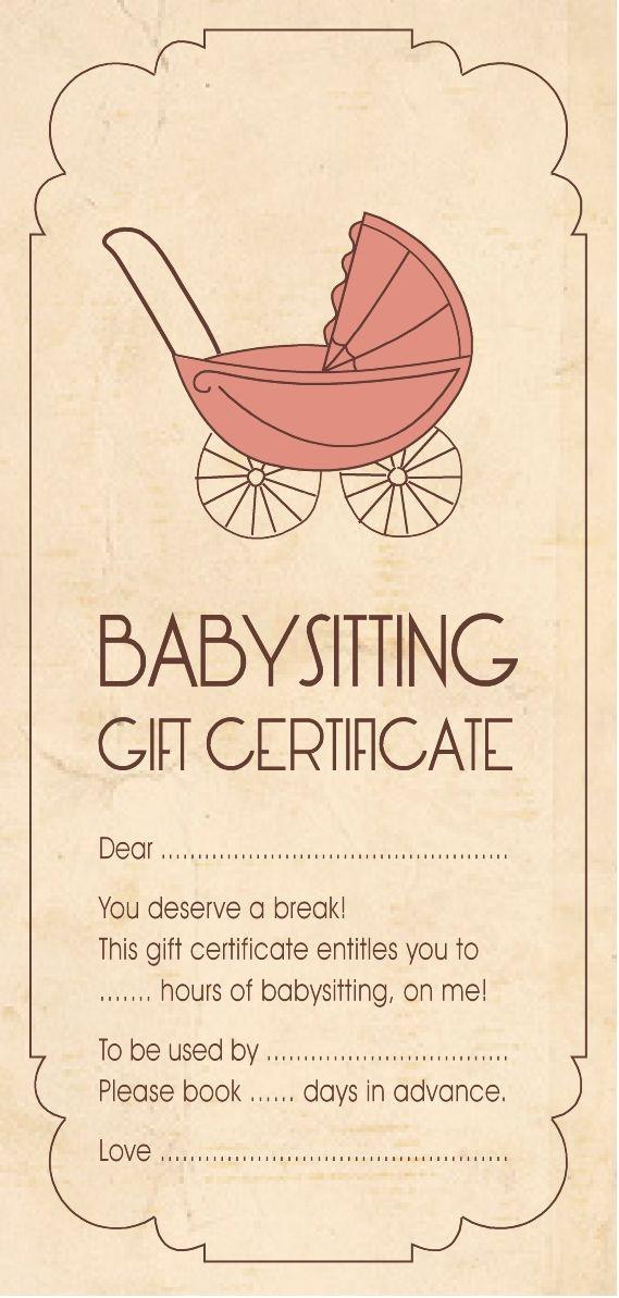 Babysitter Gift Ideas  Christmas Cheer Gift Idea Babysitting Aloha Organizers