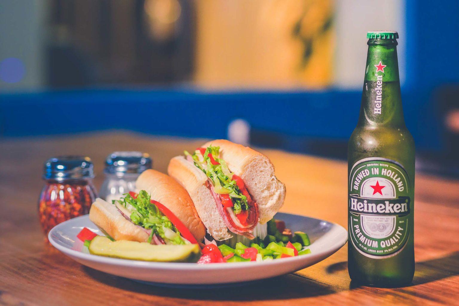 Backyard Burgers Destin  Prime d Sports Bar at the Palms Destin The Menu Mag