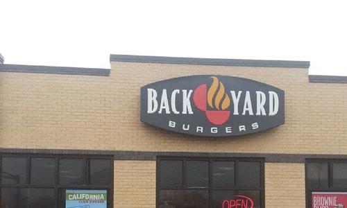 Backyard Burgers Destin  Back Yard Burgers Destin The Menu Mag