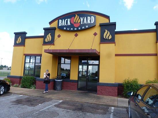 Backyard Burgers Destin  Backyard Burger Locations Near Me House Backyards