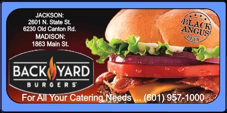 Backyard Burgers Destin  North Jackson Backyard Burgers