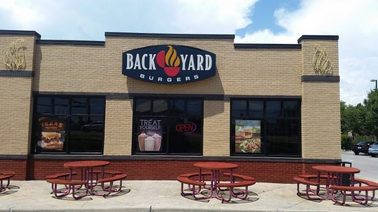 Backyard Burgers Destin  Back Yard Burgers Destin Menu Prices & Restaurant