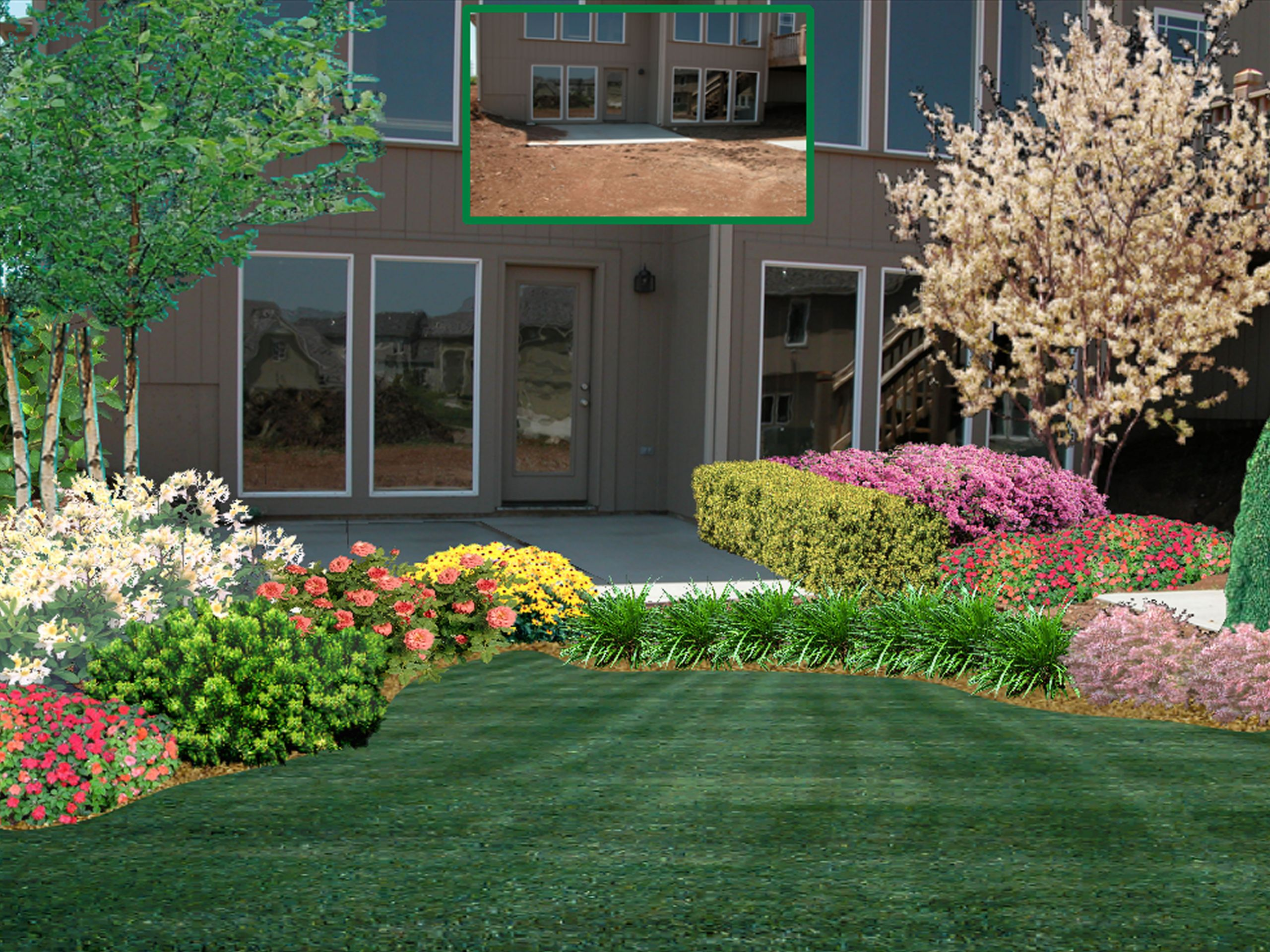 Backyard Design Tools  11 Clever Concepts of How to Build Backyard Landscape