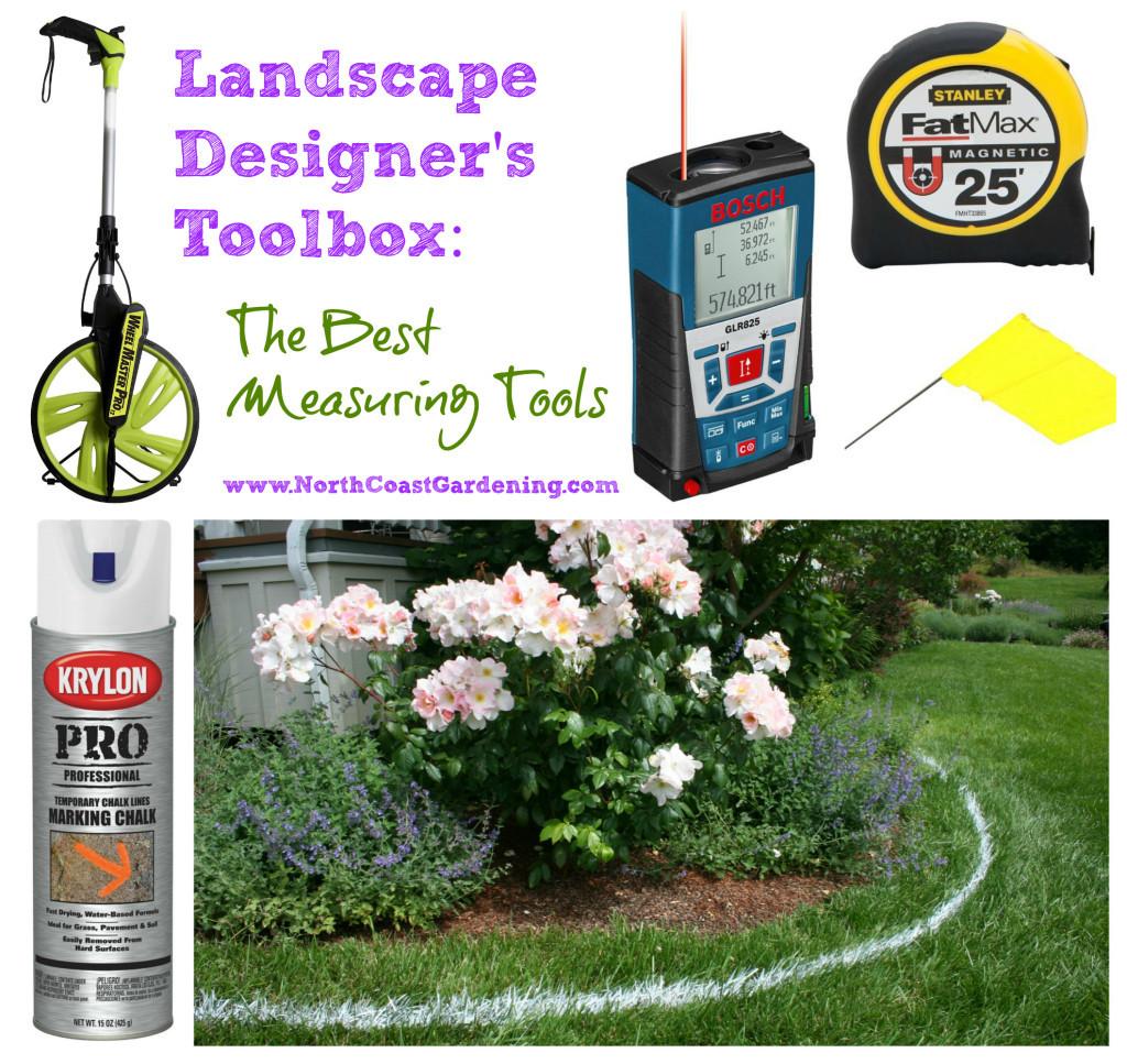 Backyard Design Tools  Landscape Designer's Tools of the Trade Best Measuring
