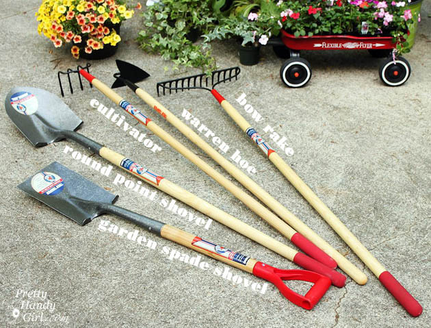 Backyard Design Tools  Landscaping 101 Tools Planting and Adding Color