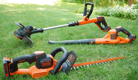 Backyard Design Tools  Black & Decker Lawn and Garden Tools e Project Closer