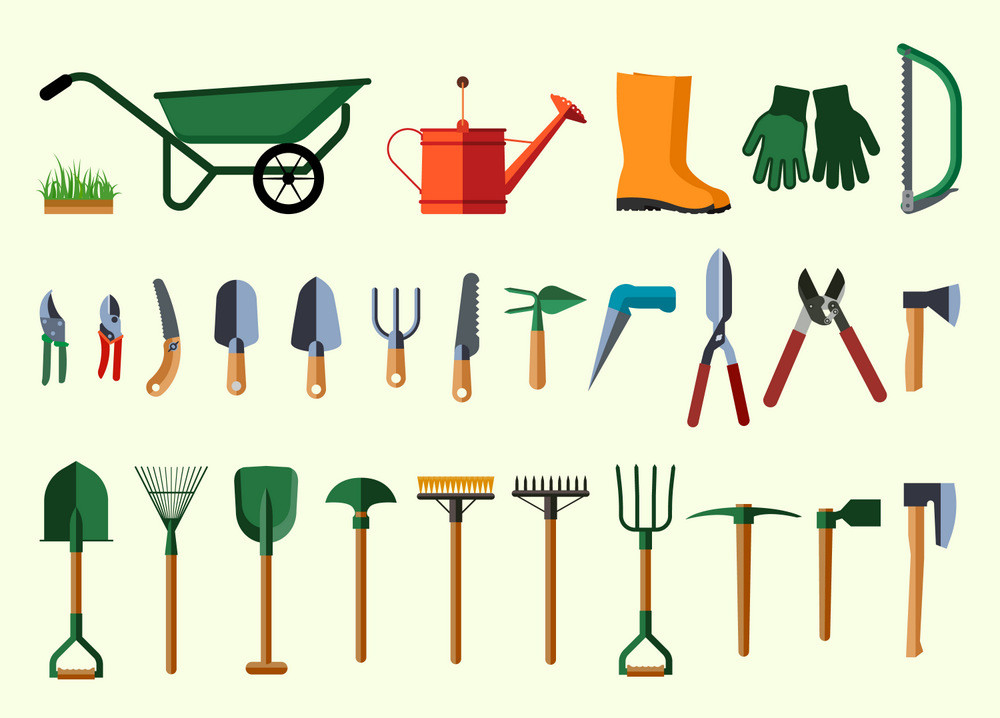 Backyard Design Tools  How to Choose the best Gardening Tools and Kukri Knives