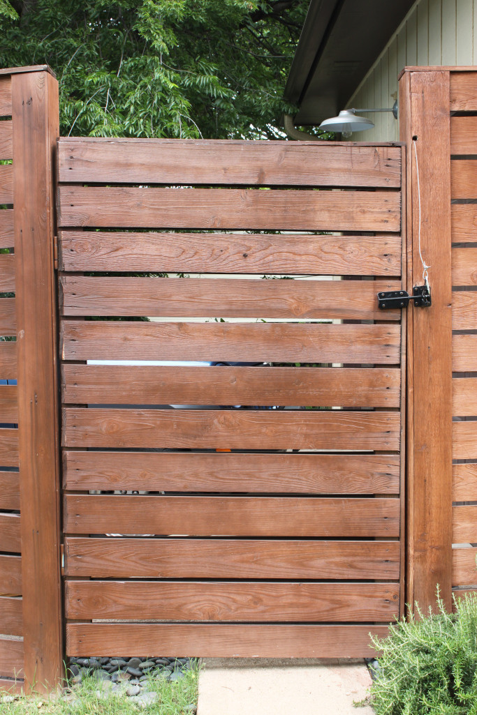 Backyard Fence Door  21 DIY Fence Gate Ideas Learn How To Build A Fence Gate